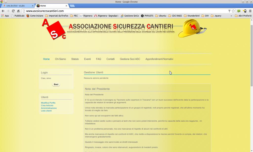 ASC Sicurezza Cantieri
